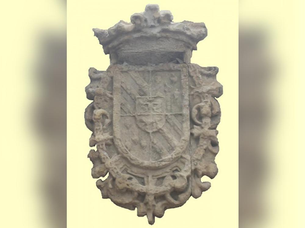 Escudo del Palacio de Cifuentes