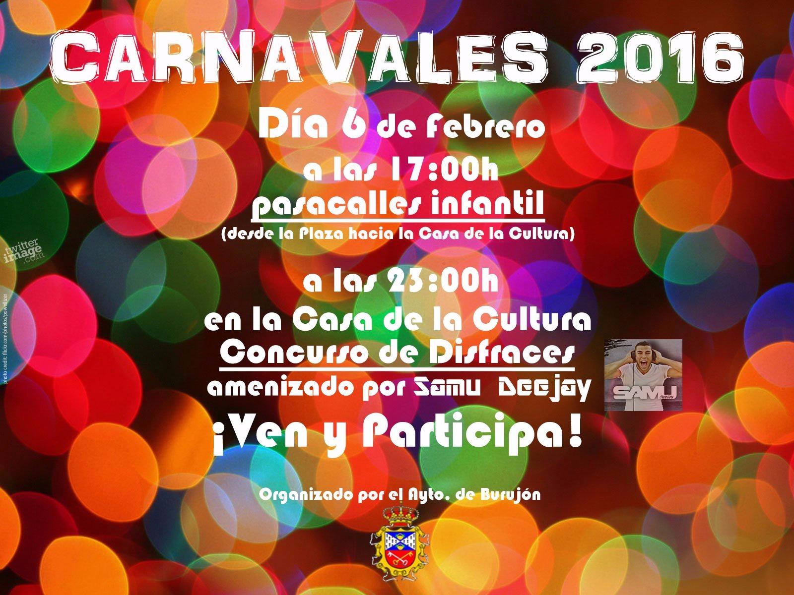 Programa Carnavales