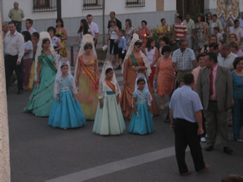 Reinas y Damas de Honor