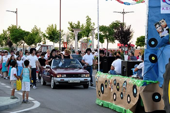 Grease (Asoc. Las Barrancas)